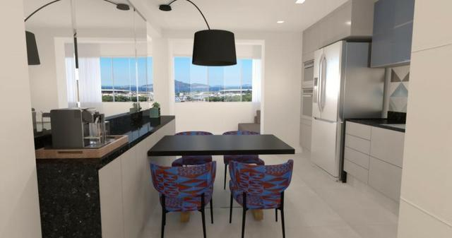 Apartamento 2 suítes 75m² na Av. Augusto Severo - Gloria - RJ Cod: FRAP20801 - Foto 6