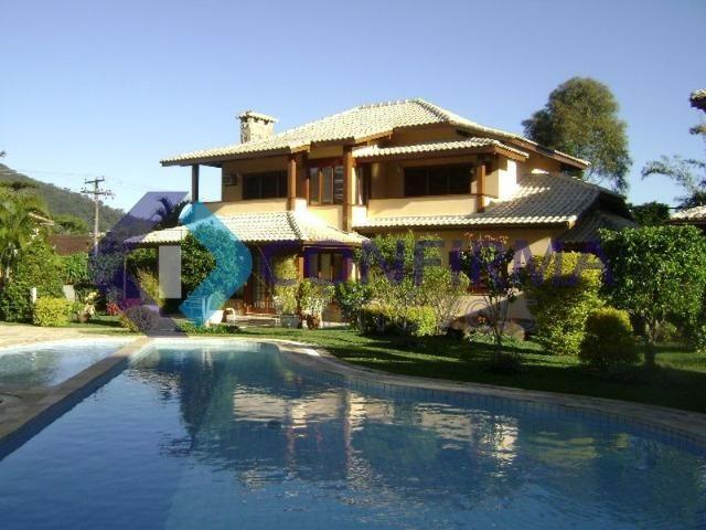 Ref. 508 - Casa Condomínio 4Qtºs - Alto - Teresópolis/RJ
