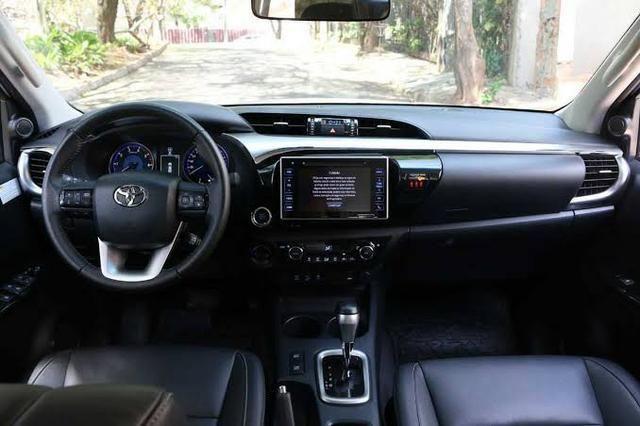 Smart Veículos - Toyota Hilux SRX CD 4x4, Diesel, 16/2016, 51.000 km. R$ 145.900,00 - Foto 2