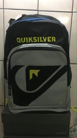 Mochila Da Quik QuikSilver original