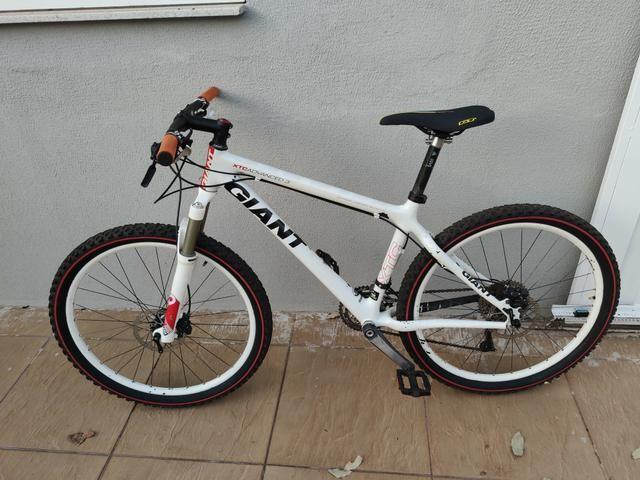Bike Giant carbono Deore Xt e Xtr - Foto 2