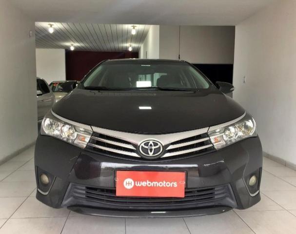 Toyota - Corolla GLi Upper 2017 GNV