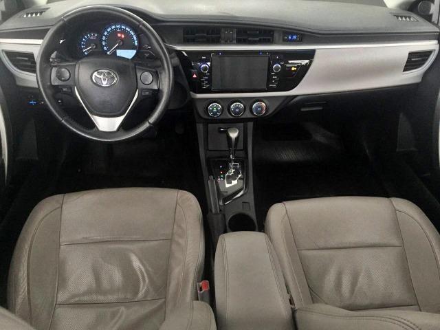 Toyota - Corolla GLi Upper 2017 GNV - Foto 7
