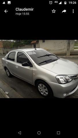 Vendo Toyota Etios - Foto 7