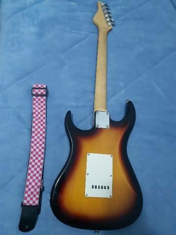 Guitarra e caixa amplificador - Foto 7