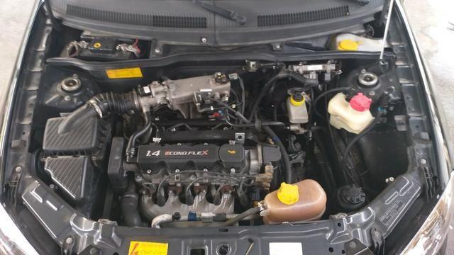 GM Prisma 2009 completo AC troca - Foto 7
