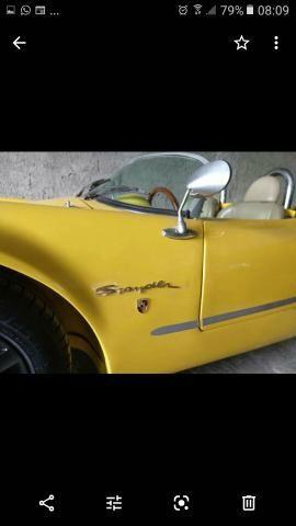 Porsche Spyder mod 1955 réplica do 2009 - Foto 3