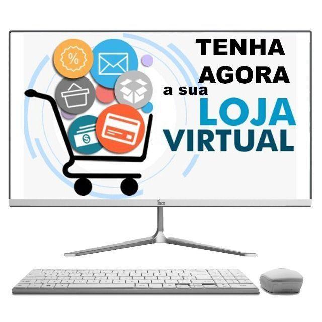 Tenha sua loja virtual em 2 dias pronta, sites para seu negócio ou empresas
