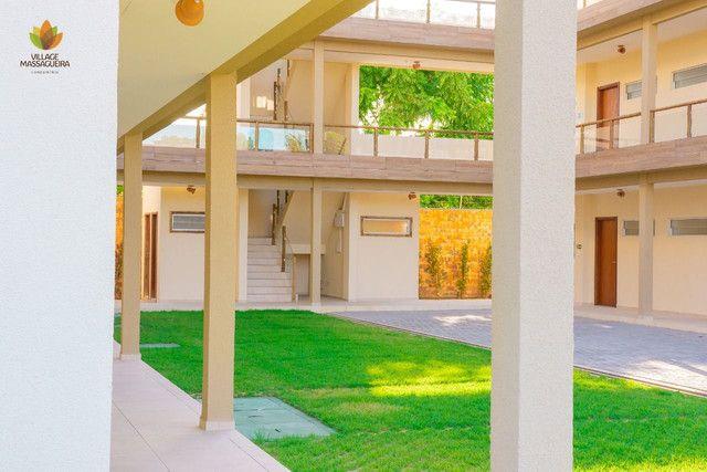Apartamento 02 quartos, nascente na Barra Nova com Varanda - Foto 6