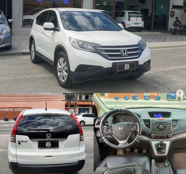 Honda CRV Lx 2012 GNV 5 Geração