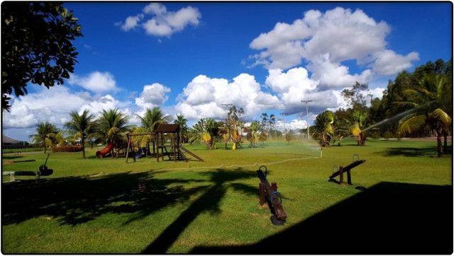 Lote de 1.200 m², murado e nascente no Condomínio Polinésia - Foto 3
