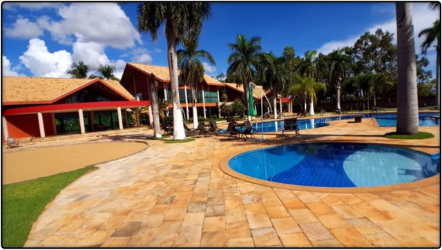 Lote de 1.200 m², murado e nascente no Condomínio Polinésia - Foto 9