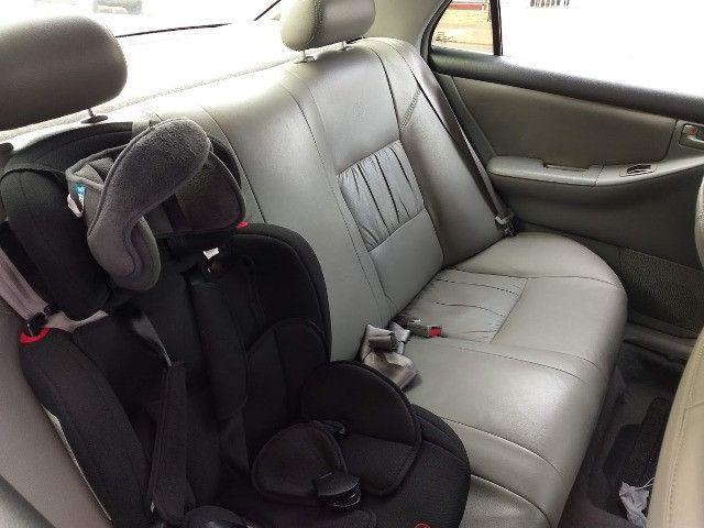 Toyota Corolla XEi 06/07 Automático (IPVA 2021 totalmente pago!) - Foto 10