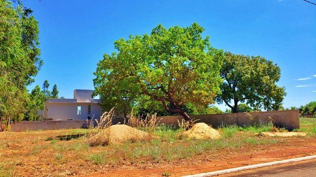 Lote de 1.200 m², murado e nascente no Condomínio Polinésia - Foto 2