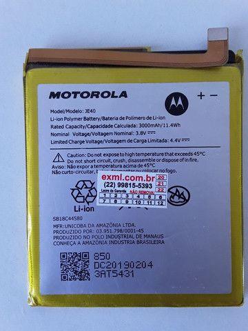 Baterias Motorola Moto One E4 Plus E5 E5 Plus G6 Play G7 Play G7 Power G8 G8 Play    - Foto 3