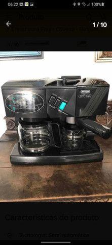 cafeteira Espresso Delonghi Bco60 Caffé Capri - Foto 5