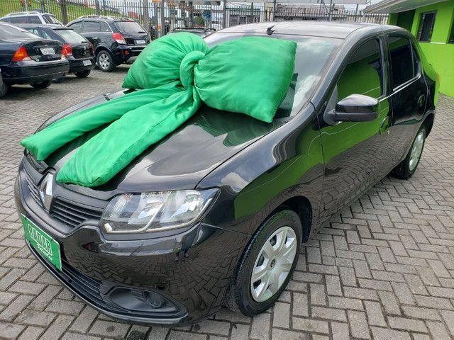 Renault Logan AUTHENTIC 1.0 16V 4P