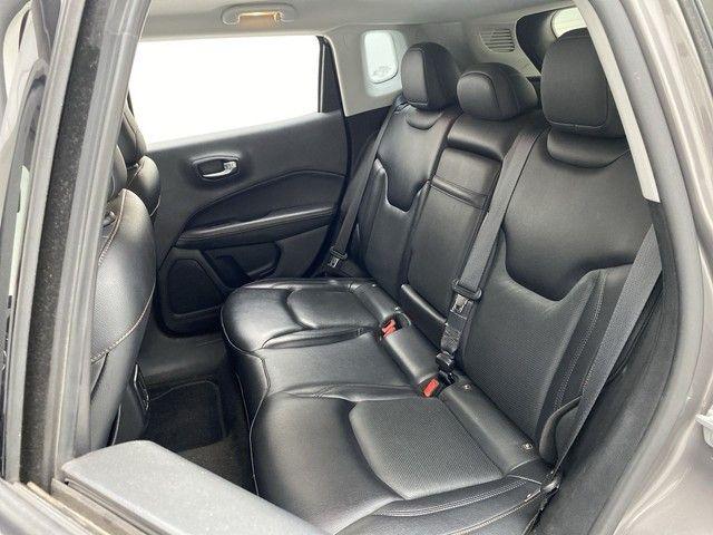 Jeep COMPASS COMPASS LONGITUDE 2.0 4x2 Flex 16V Aut. - Foto 16