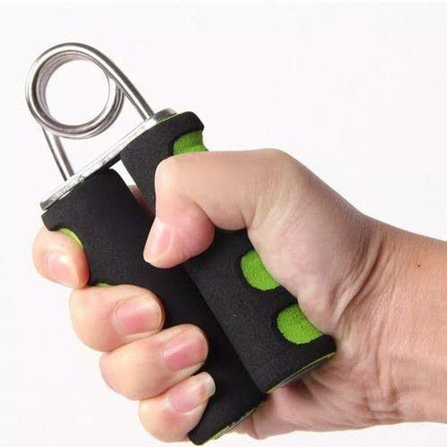 Hand Grip Mbfit Mão Mais Forte Fit Fisioterapia Exercicio - Foto 2