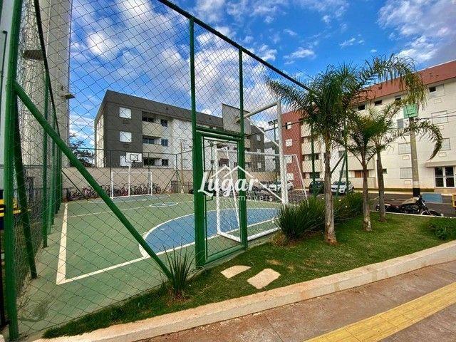 Apartamento com 2 dormitórios para alugar por R$ 900,00/mês - Jardim Morumbi - Marília/SP - Foto 12