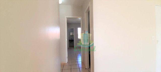 Casa com 3 dormitórios para alugar, 68 m² por R$ 1.800,00/mês - Condominio Residencial Ter - Foto 11