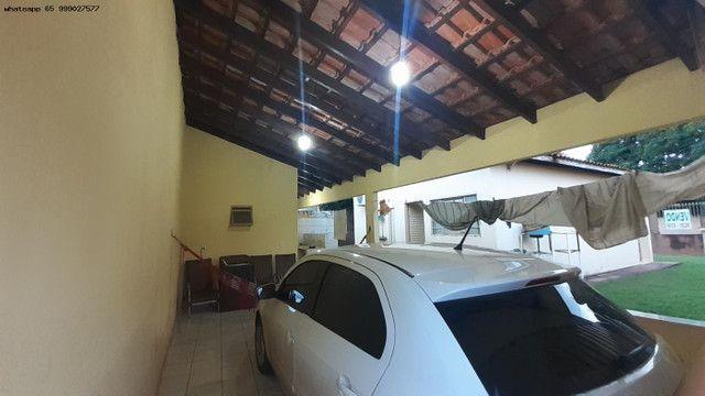 Casa para Venda em Várzea Grande, Santa Isabel, 2 dormitórios, 2 banheiros, 2 vagas - Foto 17