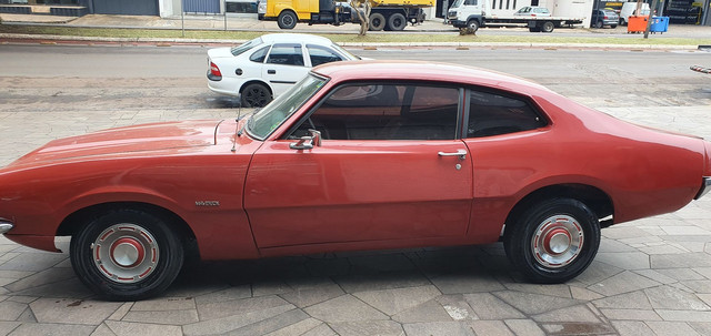 Super oferta Ford Maverick ano 1976 - Motor impecável carro para restaurar  - Foto 8