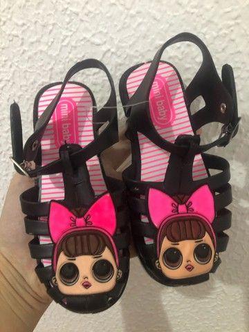 Promoção sandálias infantil  - Foto 6