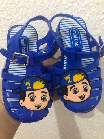 Promoção sandálias infantil  - Foto 5