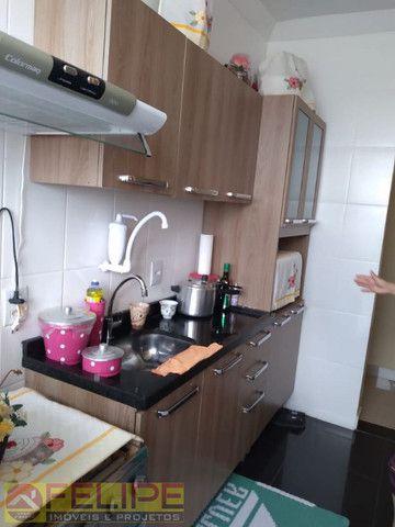 Ótimo Apartamento a Venda, no Residencial Parque Oxford, Ourinhos/SP - Foto 10