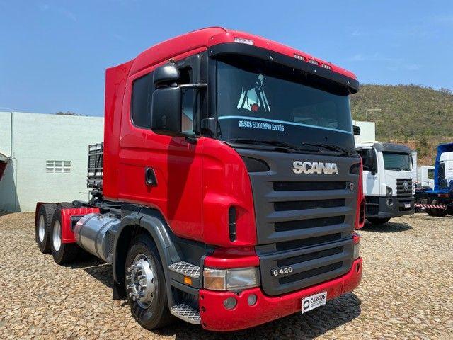 Scania G420 08/09 - Foto 2
