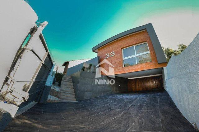 Casa com 3 dormitórios à venda, 190 m² por R$ 790.000,00 - Centro - Gravataí/RS - Foto 2