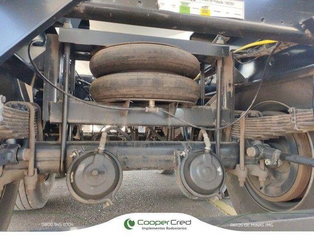 Carreta Bitrenzão Tanque 3x3 Randon 2019/2019 62 mil litros Com pneus  - Foto 10