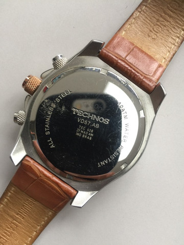 techinos chronograph tec 426 zf mao am - Foto 2