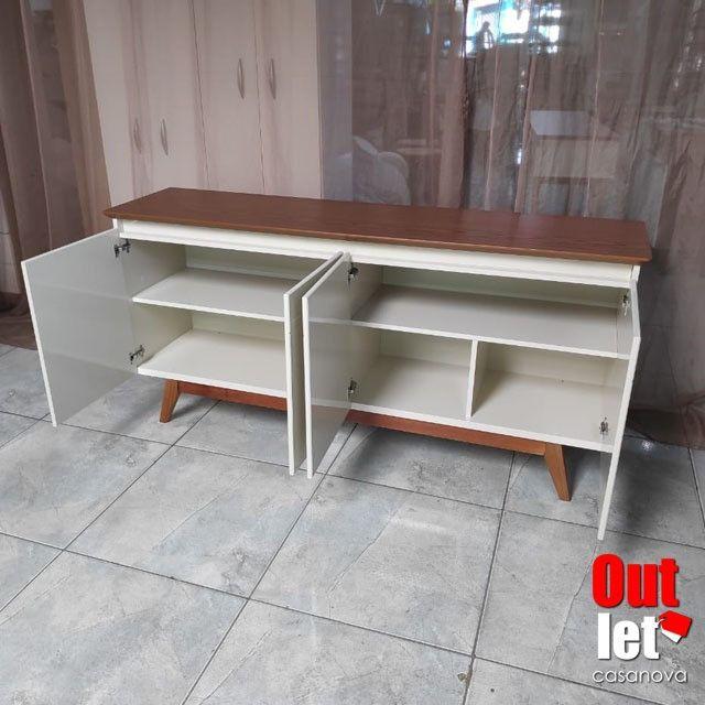 Buffet Clássico 4 Portas NOVO - Foto 5