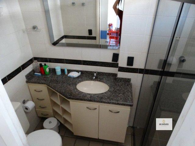 Apt 154 m², 2 quadra da praia da Jatiúca 3 quartos2 suítes varanda em todos os quartos só  - Foto 8