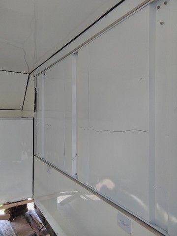 carroceria  trailer food truck lanches  - Foto 7