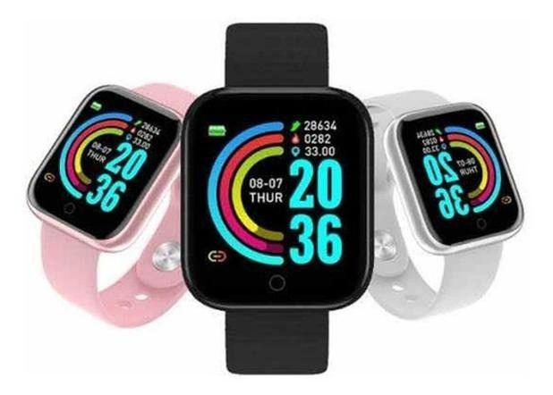 Smartwhatch D20 - Relógio inteligente - Foto 5
