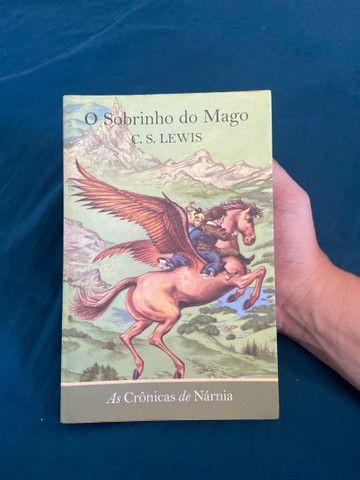 Livro: O Sobrinho Do Mago - As Crônicas de Nárnia