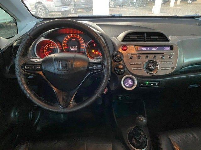 Honda- Fit 1.5 Exl 2009 + IPVA 2021 pago. - Foto 7