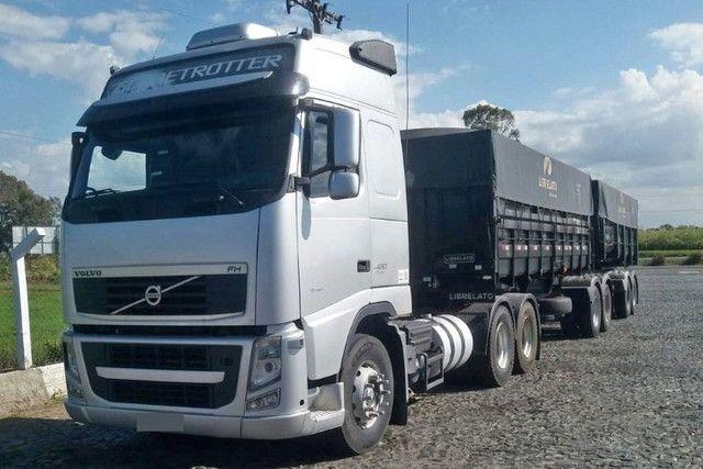 Conjunto Volvo 460