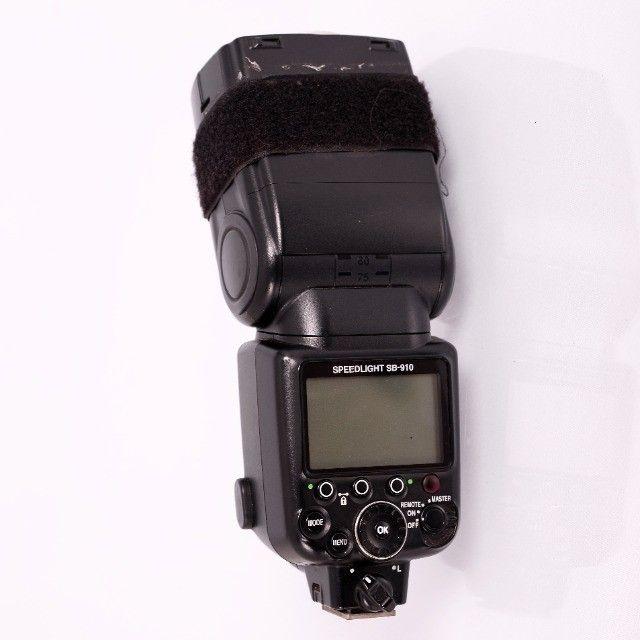 Flash nikon sb900 usado
