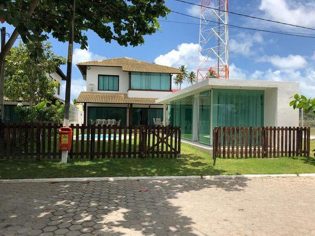Casa na Praia de Toquinho