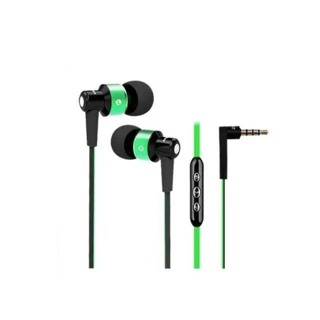Fone De Ouvido Com Fio Intra-auricular - Foto 3