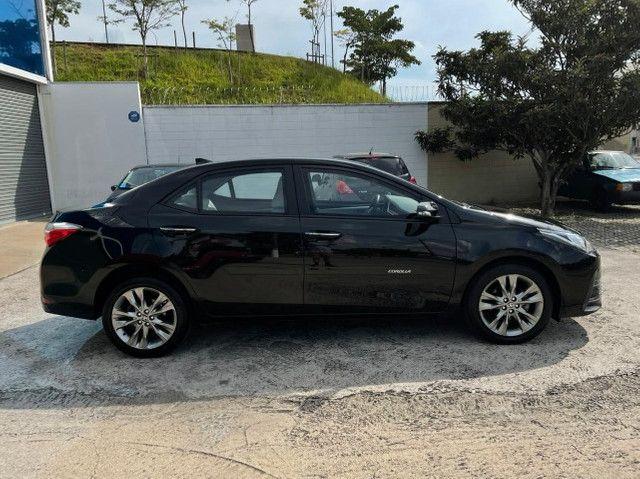 Toyota Corolla Xei 2018 Blindado Impecável - Foto 7
