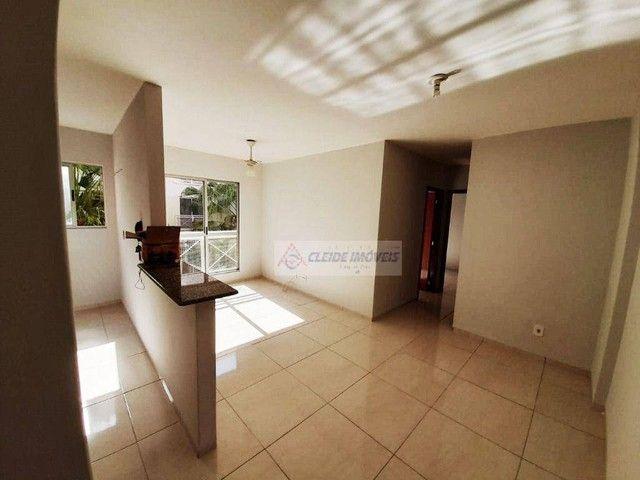 Apartamento com 2 dormitórios para alugar, 65 m² por R$ 1.300,00/mês - Poção - Cuiabá/MT
