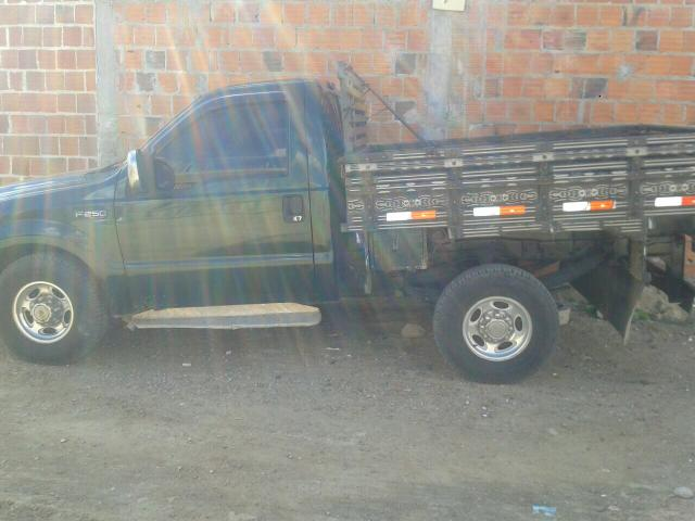 CAMIONETE F250 6 CILINDROS