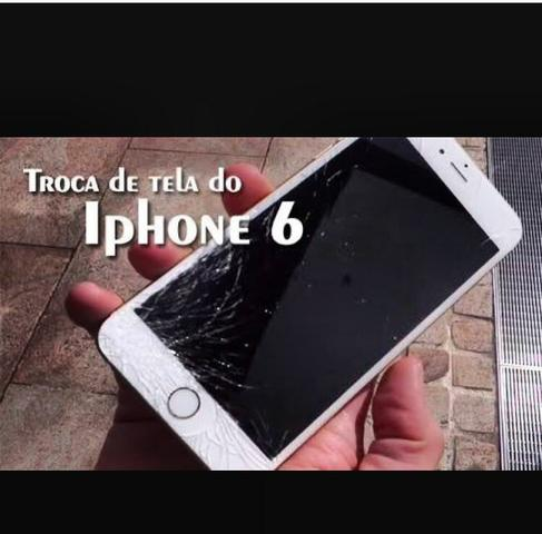 Tela touch completo