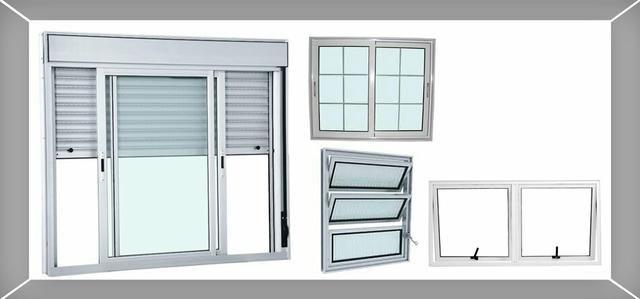 Conserto de portas e janelas em alumínio