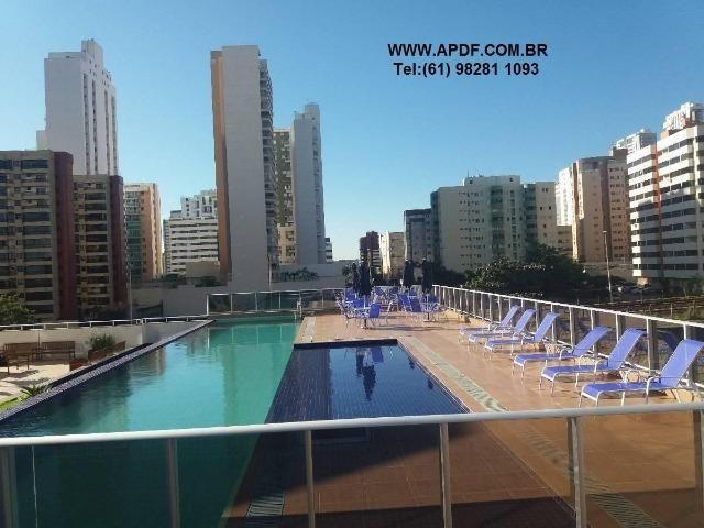 DUO Mall e Residence - AP. 01 ou 02 quartos - Lazer Completo - Águas Claras